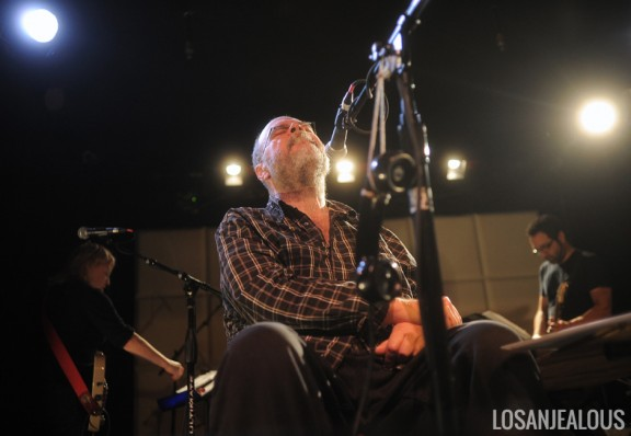 Photos: Pere Ubu @ The Echo, December 19, 2013