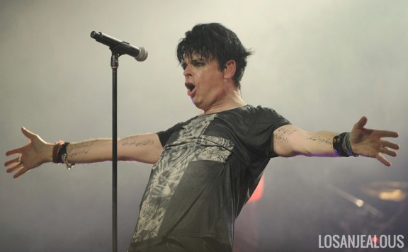 Photos: Gary Numan @ Mayan Theatre, March 6, 2014