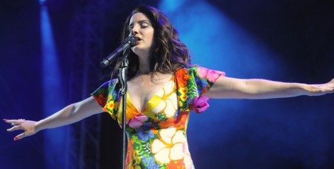 Photos: Lana Del Rey @ Coachella 2014, Weekend 2