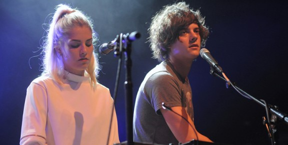 Photos: London Grammar @ El Rey Theatre, March 25, 2014