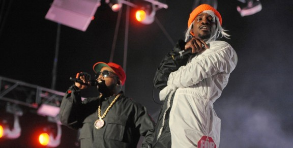 Photos: Outkast @ Coachella 2014, Weekend 2