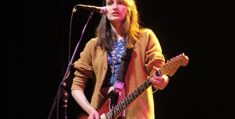 Photos: Speedy Ortiz @ El Rey Theatre, March 28, 2014