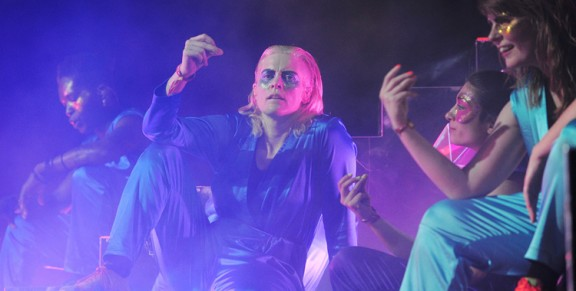 Photos: The Knife @ Coachella 2014, Weekend 2