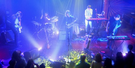 Live Notes: Fanfarlo @ Troubadour, March 25, 2014