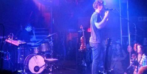 Live Notes: Lo-Fang @ Troubadour, April 3, 2014
