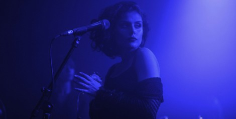 Photos: These New Puritans @ The Roxy Theatre, May 5, 2014
