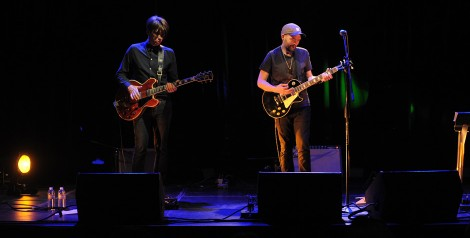 Notes: Ben Watt with Bernard Butler @ Echoplex, June 13, 2014