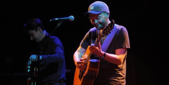 Photos: Ben Watt with Bernard Butler @ Echoplex, June 13, 2014