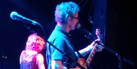 Notes: Dean Wareham @ Roxy Theatre, June 19, 2014