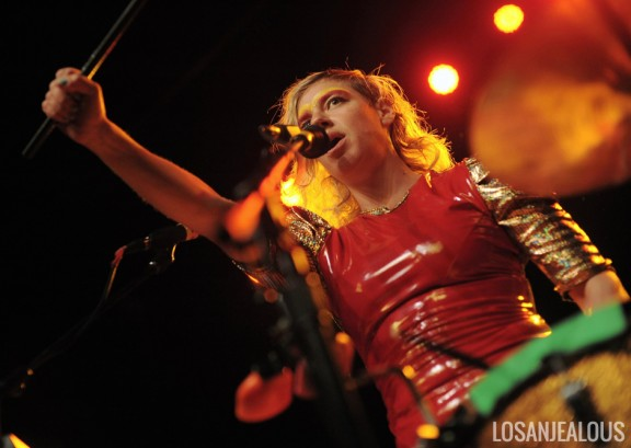 Photos: Tune-Yards @ Fonda Theatre, June 5, 2014