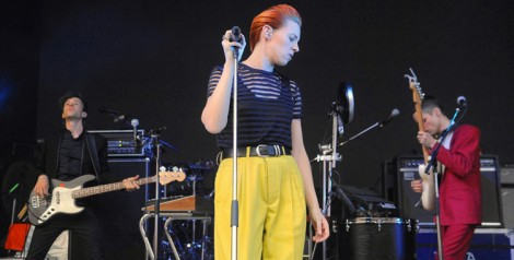Photos: La Roux @ Greek Theatre, July 13, 2014