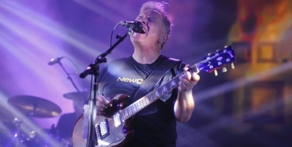 Photos: New Order @ Greek Theatre, July 13, 2014