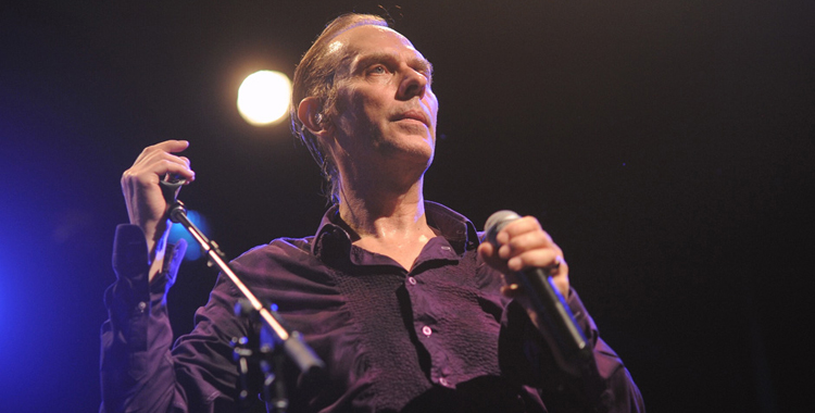 Photos: Peter Murphy @ El Rey Theatre, July 3, 2014