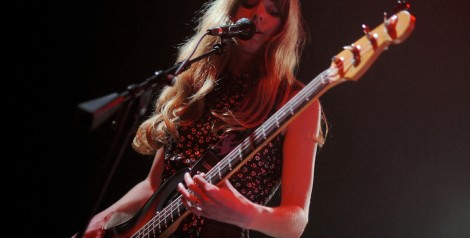 Photos: Ringo Deathstarr @ El Rey Theatre, July 3, 2014
