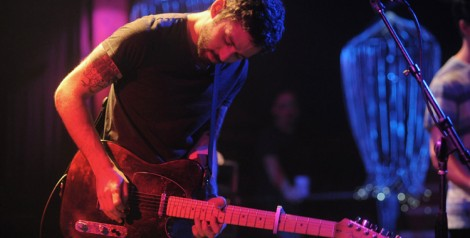 Photos: The Antlers @ Troubadour, July 12, 2014