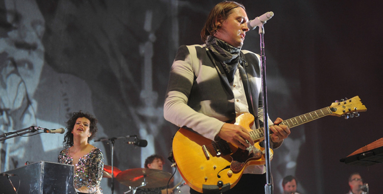 Photos: Arcade Fire @ The Forum, August 2, 2014