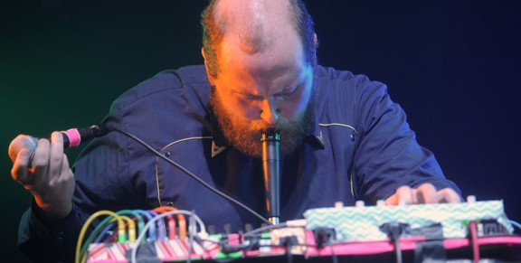 Photos: Dan Deacon @ The Forum, August 2, 2014