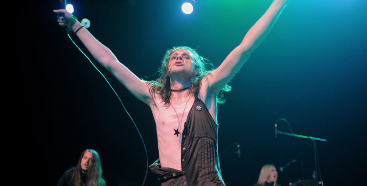 Photos: Foxygen @ Fonda Theatre, August 14, 2014
