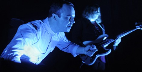 Photos: Future Islands @ Fonda Theatre, August 20, 2014