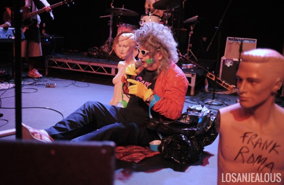 Photos: Gary Wilson @ Fonda Theatre, August 14, 2014
