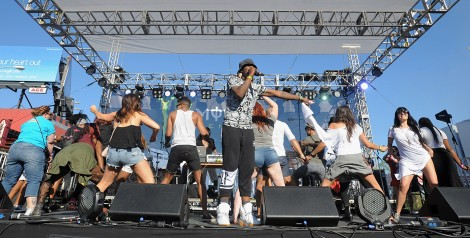 Photos: Big Freedia @ 2014 Sunset Strip Music Festival