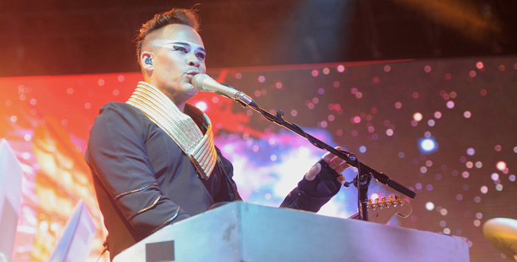 Photos: Empire of the Sun @ 2014 Sunset Strip Music Festival
