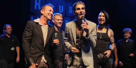 Sunset Strip Music Festival Honoree Tribute with Jane's Addiction @ House of Blues, September 19, 2014