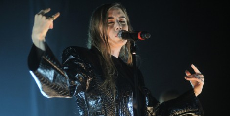 Photos: Lykke Li @ Hollywood Palladium, September 23, 2014