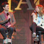 Adam-Scott-&-Lauren-Lapkus