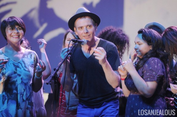 Photos: Belle & Sebastian @ The Theatre at the Ace Hotel, October 7, 2014