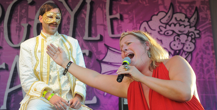 Photos: Bridget Everett @ Festival Supreme 2014
