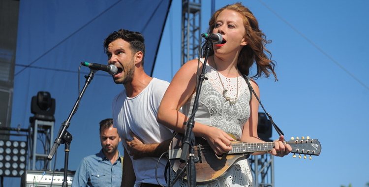Photos: Way Over Yonder 2014 Festival @ Santa Monica Pier, Saturday, September 27