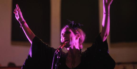Photos: Nina Persson @ Culture Collide 2014 Festival