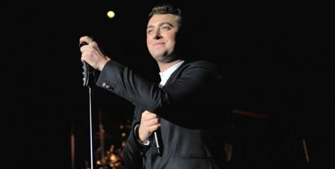 Photos: Sam Smith @ Greek Theatre, September 29, 2014