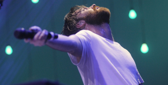 Photos: Chet Faker @ 30 Days in LA @ Mack Sennett Studios, November 29, 2014