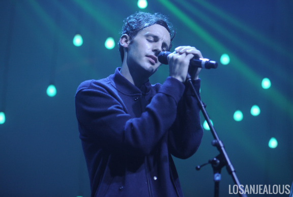 Photos: James Supercave @ 30 Days in LA | Mack Sennett Studios, November 29, 2014