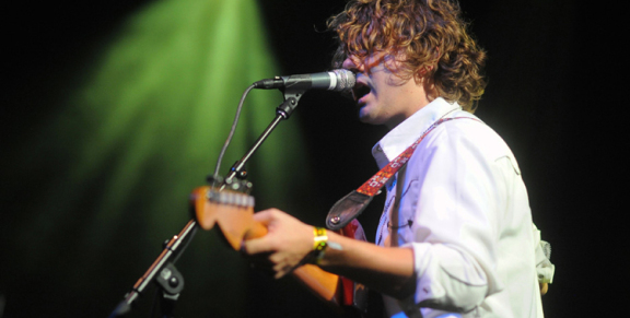 Photos: Kevin Morby @ El Rey Theatre, December 4, 2014