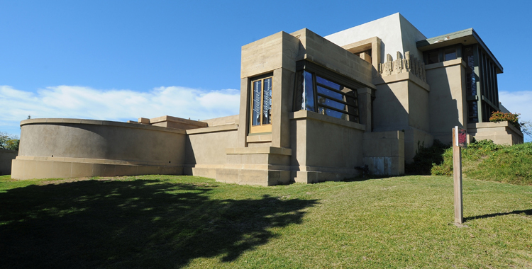 Photo Gallery: Frank Lloyd Wright Hollyhock House Reopening, February 14, 2015