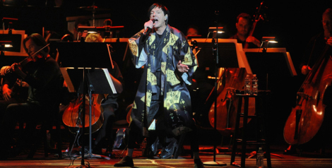 """Photos: Sparks Perform """"Kimono My House"""" @ The Theatre at Ace Hotel, February 14, 2015"""
