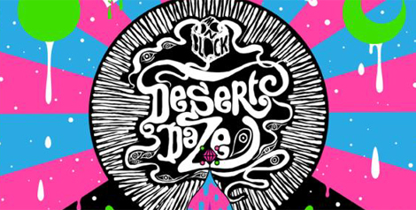 Desert Daze 2015 Festival – Saturday, May 2 – Sunset Ranch Oasis, Mecca, CA – Lineup & Ticket Info