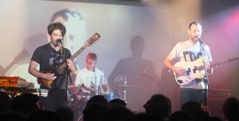 Live Note: Viet Cong @ Echoplex, March 6, 2015