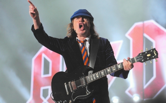 Photos: AC/DC @ Coachella 2015, Weekend 2