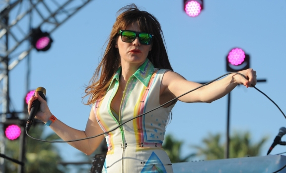 Photos: Jenny Lewis @ Coachella 2015 | Weekend 2