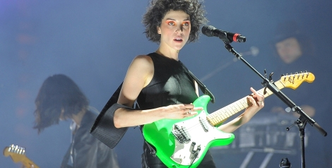 Photos: St. Vincent @ Coachella 2015, Weekend 2