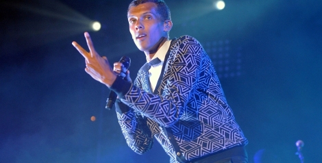 Photos: Stromae @ Coachella 2015, Weekend 2