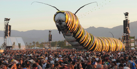 Coachella Photo Gallery: Friday Weekend 2