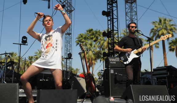 Photos: Perfume Genius @ Coachella 2015, Weekend 2