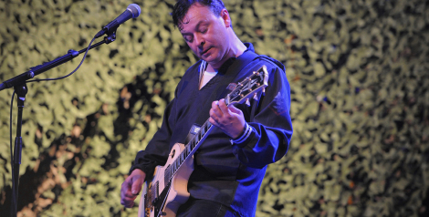 "Photos: Manic Street Preachers Perform ""The Holy Bible"" @ Fonda Theater, May 2, 2015"