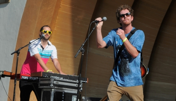 Photos: The Moth & The Flame @ Make Music Pasadena 2015