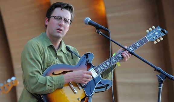Photos: Nick Waterhouse @ Make Music Pasadena 2015